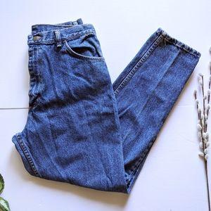 Vintage mom jeans wrangler for women size 14p